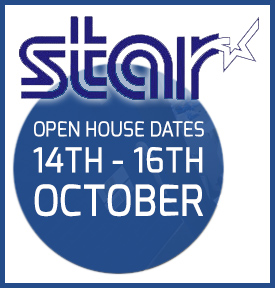 Star GB Open House